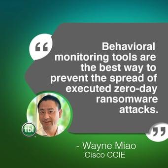 Behavioral Monitoring Wayne