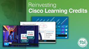Reinvest Cisco Learning Credits Applied to Cisco Live