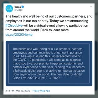 Cisco Live Digital-1