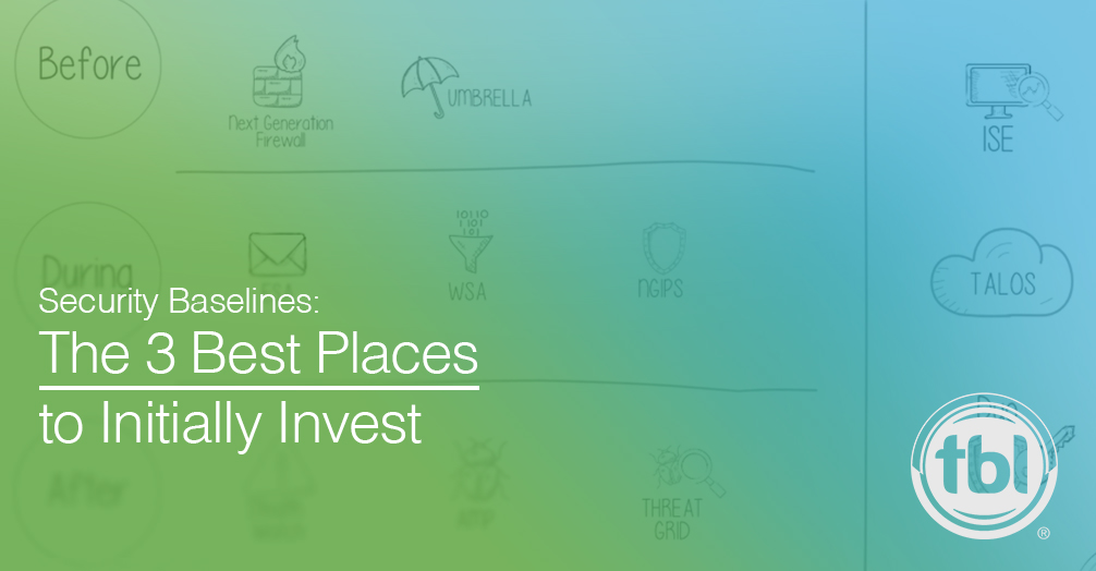 The Security Baselines: The Best Places to Invest When You Can't Have It All