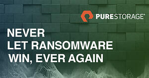 Pure Safemode Protects Backups from Ransomware for Ultimate Data Security