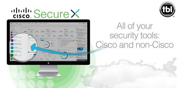 SecureX Dashboard