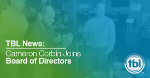 Cameron Corbin Joins TBL Networks' Board of Directors, Appointed Chief Strategy Officer