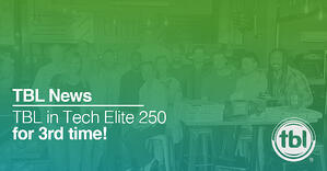 TBL in Tech Elite 250 for 3rd Time