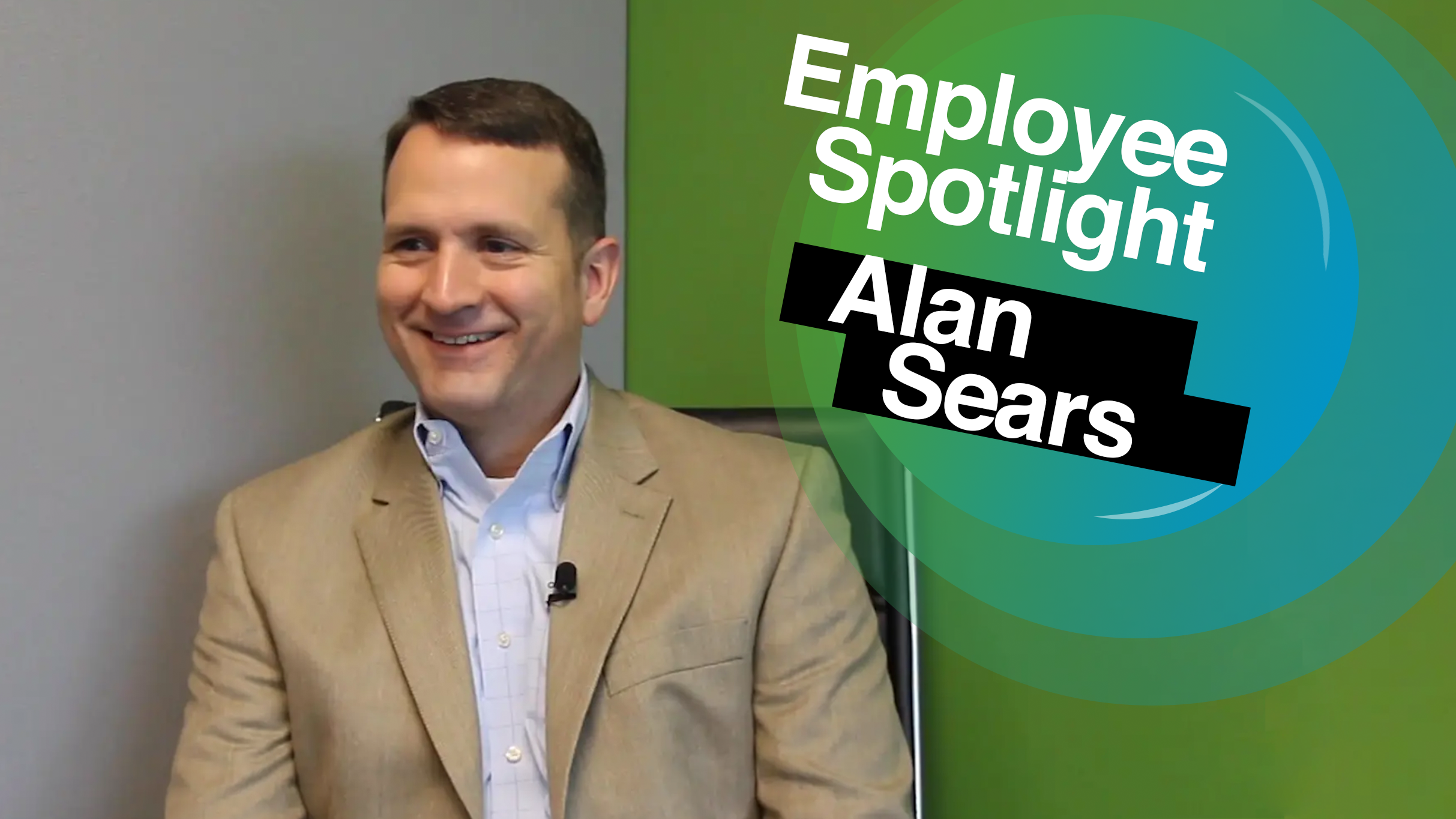 Employee Spotlight: Alan Sears