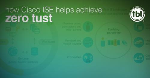 How Cisco ISE Helps Achieve Zero Trust