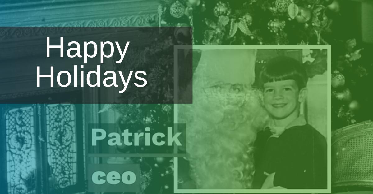 Happy Holidays! [video]