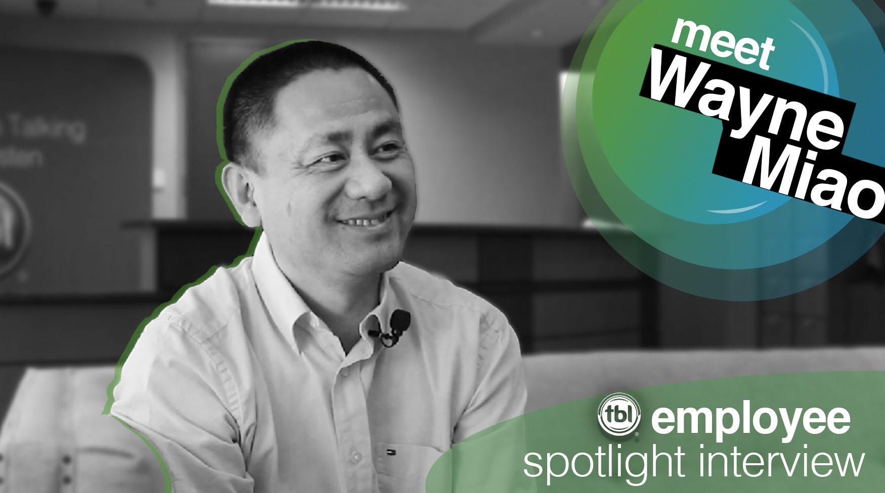 Employee Spotlight: Wayne Miao