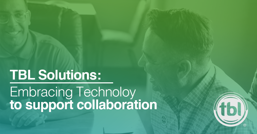 Embracing Technology to Support Collaboration